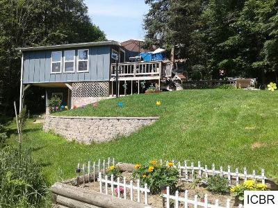 Chisholm, Hibbing Single Family Home For Sale: 1494 W Island Lake Rd