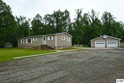 Single Family Home For Sale: 36527 Deer Lake Way