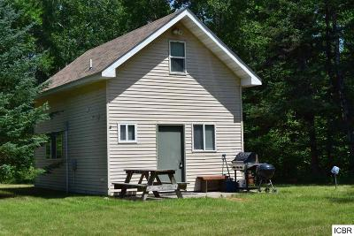 Itasca County Single Family Home For Sale: 51086 Immanuel Rd