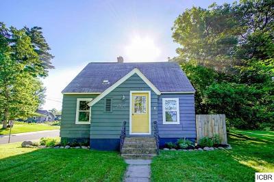 Grand Rapids Single Family Home For Sale: 834 NE 3rd Ave