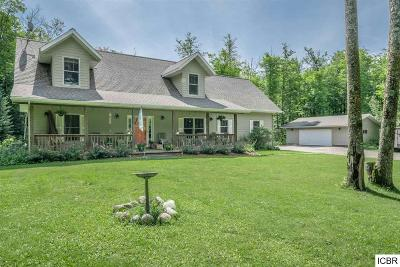 Single Family Home For Sale: 32373 Lakeview Trl