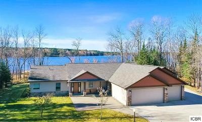 Itasca County Single Family Home For Sale: 30495 Cresent Dr