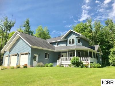Itasca County Single Family Home For Sale: 24409 Hillcrest Dr