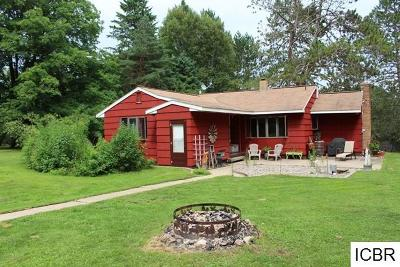 Itasca County Single Family Home Act-Contingent Inspection: 33017 Wabana Rd