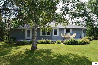 Itasca County Single Family Home For Sale: 29275 Clearwater Rd