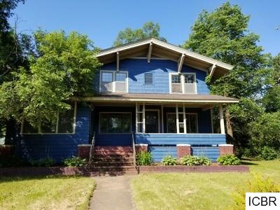 Single Family Home For Sale: 301 Lakeview Blvd