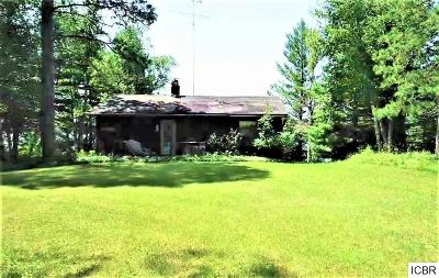 Itasca County Single Family Home For Sale: 27592 County Rd 52