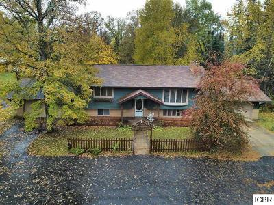Single Family Home For Sale: 700 Trout Lake Rd