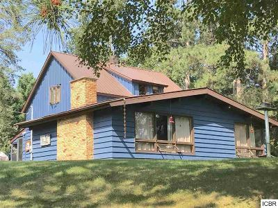 Itasca County Single Family Home For Sale: 29338 Sunny Beach Rd