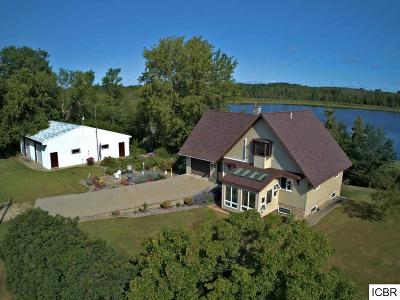 Itasca County Single Family Home For Sale: 39034 County Rd 257
