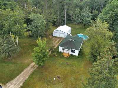 Single Family Home For Sale: 26655 County Rd 439