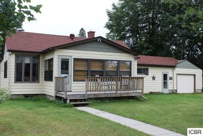 Single Family Home Act-Contingent Inspection: 300 Jessie St