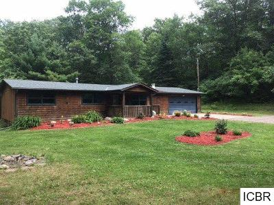Single Family Home For Sale: 80 State 200