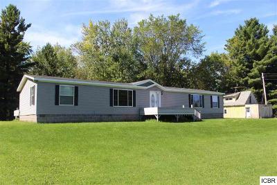 Single Family Home For Sale: 7595 Cedar Valley Rd