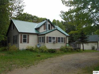 Single Family Home For Sale: 37676 N Sugar Lake Rd