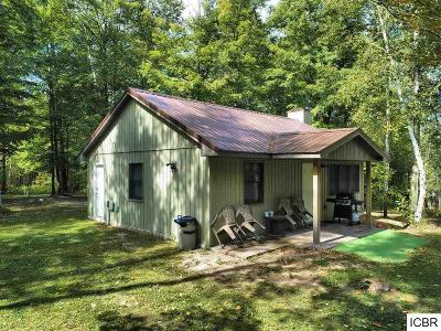 Single Family Home For Sale: 11905 Behm Rd