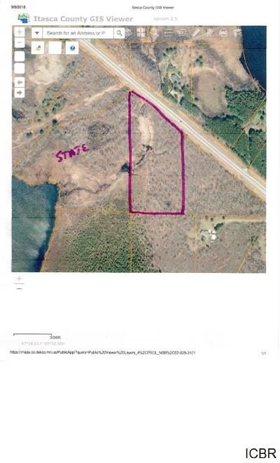 Residential Lots & Land For Sale: Hwy 38