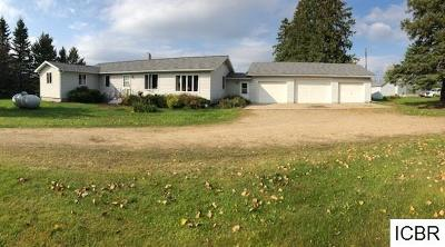 Single Family Home For Sale: 16172 County Rd 56