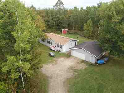 Itasca County Single Family Home For Sale: 37046 N Bass Lake Rd