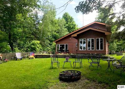 Itasca County Single Family Home Temp Not Avail To Show: 33242 Crystal Springs Rd