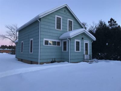 Chisholm, Hibbing Single Family Home For Sale: 2101 E 12th Ave