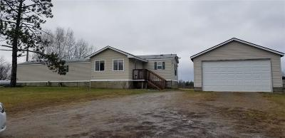 Single Family Home For Sale: 39536 State Hwy 65