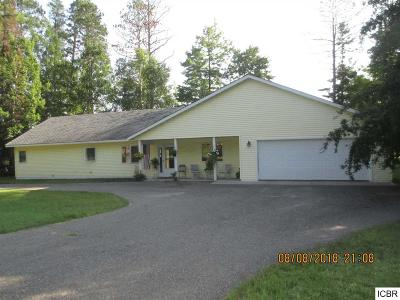 Itasca County Single Family Home For Sale: 26406 River Rd