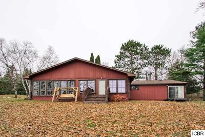 Itasca County Single Family Home For Sale: 25101 Loon Island Ln