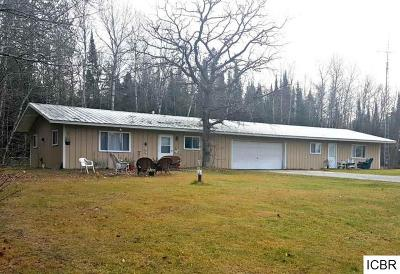 Multi Family Home For Sale: Trout Lake Rd