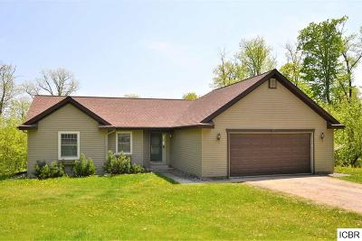 Single Family Home For Sale: 34764 E Deer Lake Rd
