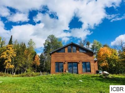 Itasca County Single Family Home For Sale: 53839 Jaynes School Rd