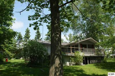 Grand Rapids Single Family Home For Sale: 29215 Sunny Beach Rd