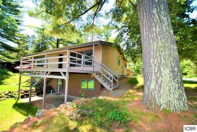 Grand Rapids Single Family Home For Sale: 30998 Laplant Rd