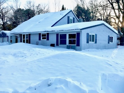 Itasca County Single Family Home For Sale: 135 Riverside Ave