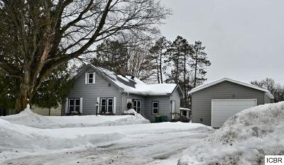 Cohasset MN Single Family Home Act-Contingent Inspection: $126,000