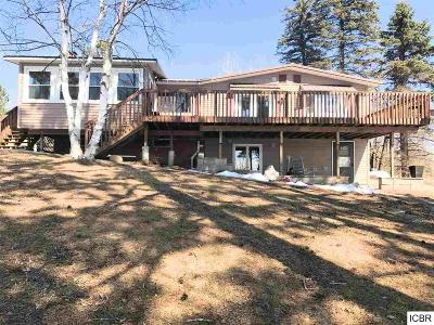 Itasca County Single Family Home For Sale: 18763 County Rd 532