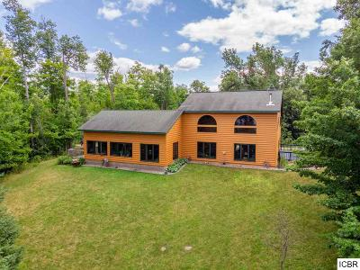 Itasca County Single Family Home For Sale: 38657 W North Star Lake Rd