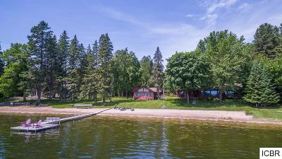 Itasca County Single Family Home Act-Contingent Inspection: 20574 Moose Point Rd