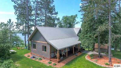 Itasca County Single Family Home For Sale: 32659 Fox Lake Rd