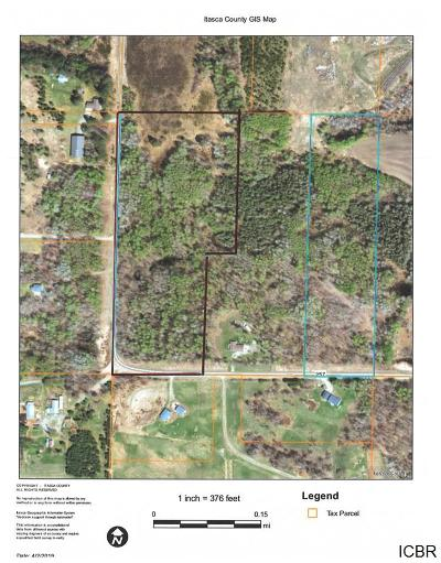 Cohasset MN Residential Lots & Land For Sale: $41,250