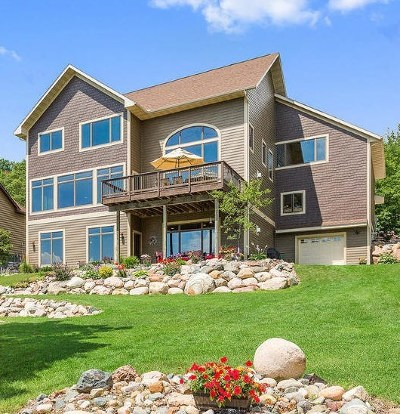 Itasca County Single Family Home For Sale: 110 Eagle Pointe Rd
