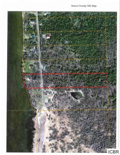Itasca County Residential Lots & Land For Sale: 46127 E Shore Trl
