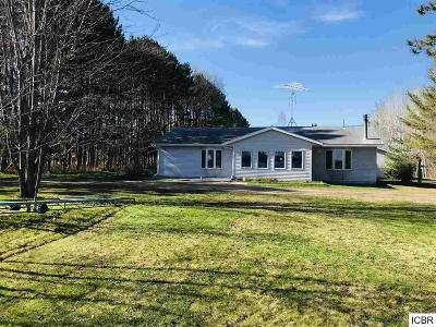 Itasca County Single Family Home For Sale: 17417 Fullers Ln