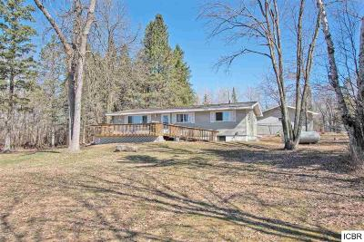 Itasca County Single Family Home Temp Not Avail To Show: 28334 Lucy Ln