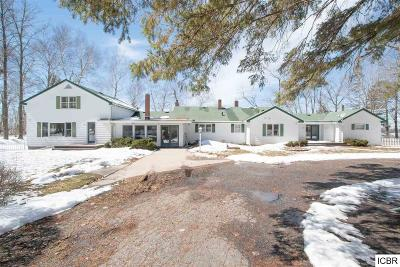Grand Rapids Single Family Home Act-Contingent Financing: 3705 Golf Course Rd