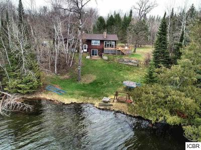 Deer River MN Single Family Home For Sale: $320,000