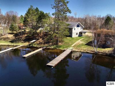 Pengilly MN Single Family Home For Sale: $379,000