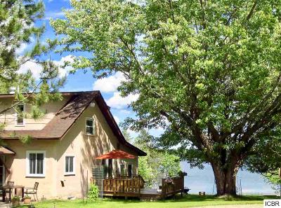 Itasca County Single Family Home For Sale: 46830 County Rd 133