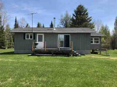 Itasca County Single Family Home For Sale: 40942 Mac Rd
