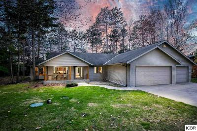 Itasca County Single Family Home For Sale: 34397 Dingman Rd